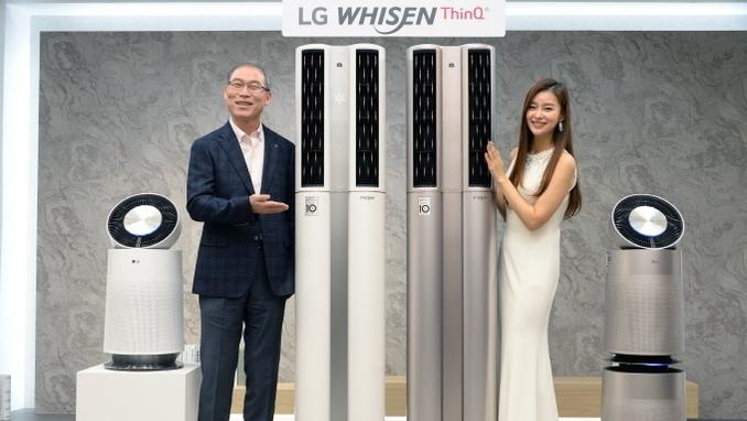 LG전자, 인공지능 에어컨 대중화 이끈다