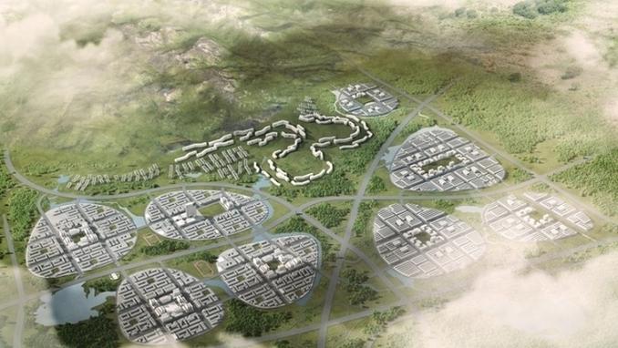 中, 녹색건축 규모 25억㎡…PH '규모의 경제' 실현