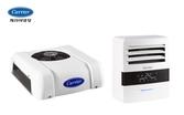 캐리어냉장, 차량용 '인버터 분리형 무시동 에어컨' 출시