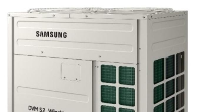 삼성전자, 단일캔 세계 최대 용량 EHP 출시