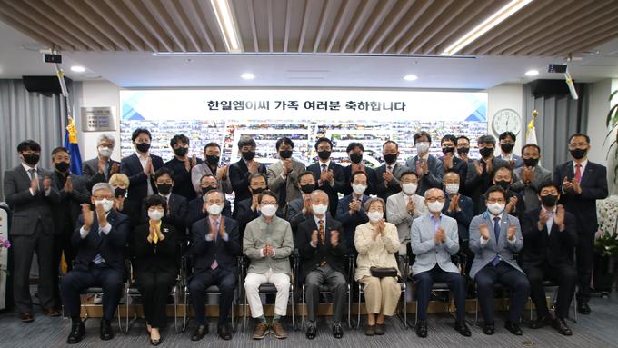 한일엠이씨, 국내 최고 엔지니어링 기업 '우뚝'