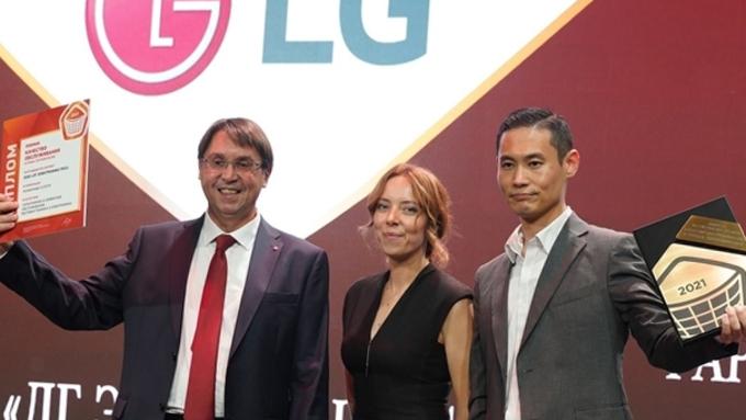LG전자, 러시아 가전서비스 3년 연속 1위