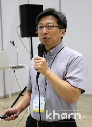 이대영 한국과학기술연구원 도시에너지연구단장