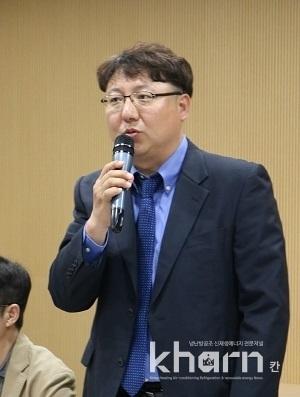 제12대 회장에 선출된 최창호 광운대 교수.
