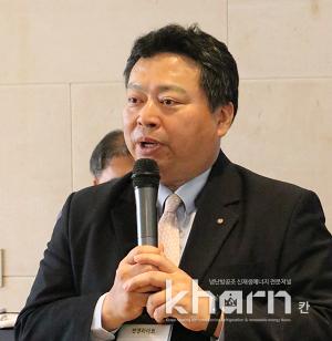 부회장으로 선출된 김민성 썬앤라이트 대표.