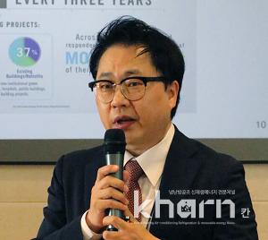 회장으로 선출된 신지웅 EAN테크놀로지스 대표.