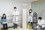 LG전자 공기과학연구소, 공인시험능력 입증